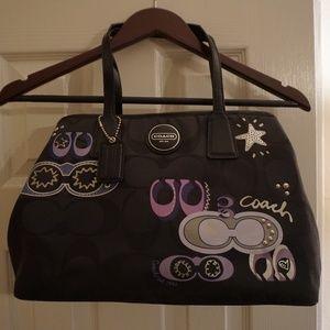 COACH Medium Tote Handbag